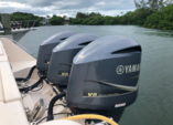 37 ft. Grady-White Boats 370 Express w/3-F350 Helm Master Express Cruiser Boat Rental Tampa Image 4