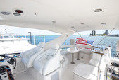58 ft. Neptunus Yachts 56 Flybridge Motor Yacht Boat Rental Miami Image 24