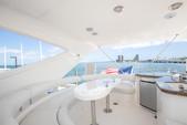 58 ft. Neptunus Yachts 56 Flybridge Motor Yacht Boat Rental Miami Image 25