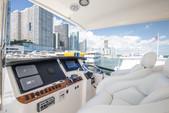 58 ft. Neptunus Yachts 56 Flybridge Motor Yacht Boat Rental Miami Image 26