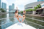 58 ft. Neptunus Yachts 56 Flybridge Motor Yacht Boat Rental Miami Image 3