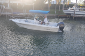 23 ft. Triumph Boats TRBJ177J607 Center Console Boat Rental Fort Myers Image 3