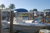 23 ft. Triumph Boats TRBJ177J607 Center Console Boat Rental Fort Myers Image 6