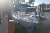 23 ft. Triumph Boats TRBJ177J607 Center Console Boat Rental Fort Myers Image 7