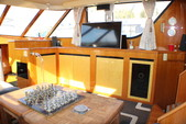 52 ft. President Motor Yacht Cruiser Boat Rental Los Angeles Image 6