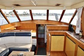 52 ft. President Motor Yacht Cruiser Boat Rental Los Angeles Image 4
