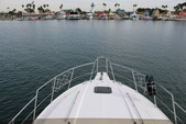 52 ft. President Motor Yacht Cruiser Boat Rental Los Angeles Image 3
