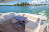 54 ft. Azimut Yachts 55 Motor Yacht Boat Rental Sarasota Image 3