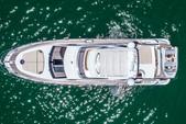 54 ft. Azimut Yachts 55 Motor Yacht Boat Rental Sarasota Image 1