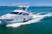 54 ft. Azimut Yachts 55 Motor Yacht Boat Rental Sarasota Image 6