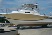 32 ft. Pro-Line Boats 32 Express Walkaround Boat Rental Miami Image 3