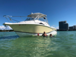32 ft. Pro-Line Boats 32 Express Walkaround Boat Rental Miami Image 10