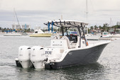 32 ft. Sea Fox 288 Commander Center Console Boat Rental Miami Image 6