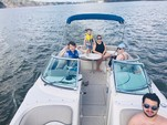 26 ft. Sea Ray Boats 240 Sundeck Deck Boat Boat Rental Tampa Image 5