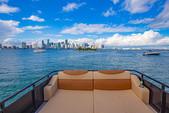 28 ft. Avalon Pontoons 27' Catalina Fun Ship Pontoon Boat Rental Miami Image 3