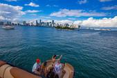 28 ft. Avalon Pontoons 27' Catalina Fun Ship Pontoon Boat Rental Miami Image 7