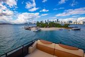 28 ft. Avalon Pontoons 27' Catalina Fun Ship Pontoon Boat Rental Miami Image 13