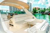 33 ft. Sea Ray Flybridge Boat Rental Miami Image 3