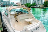 33 ft. Sea Ray Flybridge Boat Rental Miami Image 6