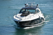 41 ft. Sea Ray Boats 410 Sundancer (V-Drive) Cruiser Boat Rental Miami Image 1