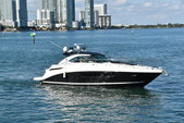 41 ft. Sea Ray Boats 410 Sundancer (V-Drive) Cruiser Boat Rental Miami Image 2