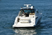 41 ft. Sea Ray Boats 410 Sundancer (V-Drive) Cruiser Boat Rental Miami Image 3