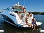 41 ft. Sea Ray Boats 410 Sundancer (V-Drive) Cruiser Boat Rental Miami Image 5