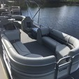 24 ft. Lowe Pontoons SS250 Mercury Pontoon Boat Rental Miami Image 6