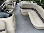 24 ft. Lowe Pontoons SS250 Mercury Pontoon Boat Rental Miami Image 3