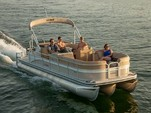 24 ft. Lowe Pontoons SS250 Mercury Pontoon Boat Rental Miami Image 1