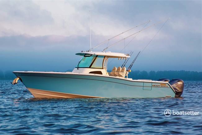 Rent a Grady-white Boats center console in Dunedin, FL near me