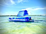 22 ft. Sun Tracker by Tracker Marine Party Barge 22 DLX w/115ELPT 4-S Pontoon Boat Rental Miami Image 7