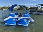 22 ft. Sun Tracker by Tracker Marine Party Barge 22 DLX w/115ELPT 4-S Pontoon Boat Rental Miami Image 8