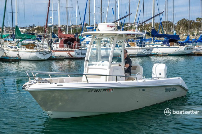 Rent a Luxury bay or offshore center console!  in San Diego, CA near me