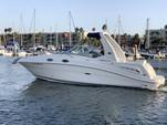 28 ft. Sea Ray Boats 260 Sundancer Motor Yacht Boat Rental Los Angeles Image 2