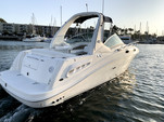 28 ft. Sea Ray Boats 260 Sundancer Motor Yacht Boat Rental Los Angeles Image 3