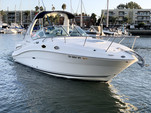 28 ft. Sea Ray Boats 260 Sundancer Motor Yacht Boat Rental Los Angeles Image 4