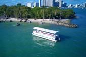 35 ft. Other Pontoon Pontoon Boat Rental Miami Image 2