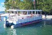 35 ft. Other Pontoon Pontoon Boat Rental Miami Image 7