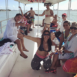 35 ft. Other Pontoon Pontoon Boat Rental Miami Image 10