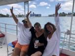 35 ft. Other Pontoon Pontoon Boat Rental Miami Image 13