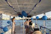 35 ft. Other Pontoon Pontoon Boat Rental Miami Image 16