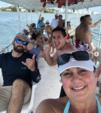 35 ft. Other Pontoon Pontoon Boat Rental Miami Image 17