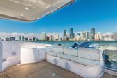 49 ft. Azimut Yachts 46 Motor Yacht Boat Rental Miami Image 2
