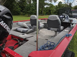 16 ft. Tracker by Tracker Marine Pro Guide V-16 SC w/50ELPT 4-S  Fish And Ski Boat Rental Orlando-Lakeland Image 1