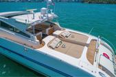 90 ft. Leopard  90' Mega Yacht Boat Rental Miami Image 3