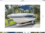 22 ft. Hurricane Boats SS 220 w/F150XA Deck Boat Boat Rental Fort Myers Image 4
