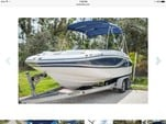 22 ft. Hurricane Boats SS 220 w/F150XA Deck Boat Boat Rental Fort Myers Image 2