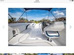 22 ft. Hurricane Boats SS 220 w/F150XA Deck Boat Boat Rental Fort Myers Image 3