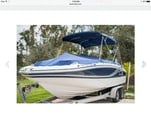 22 ft. Hurricane Boats SS 220 w/F150XA Deck Boat Boat Rental Fort Myers Image 5